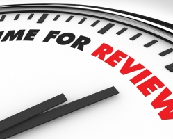 Message from the President – One Good Performance Review Deserves Another
